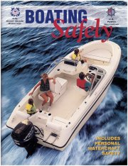 Boating Safely Book Cover