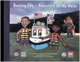 Boating Fun Book Cover