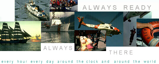 montage of Coast Guard Images